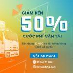 Uber vận tải NetLoading – công nghệ vận tải hàng đầu