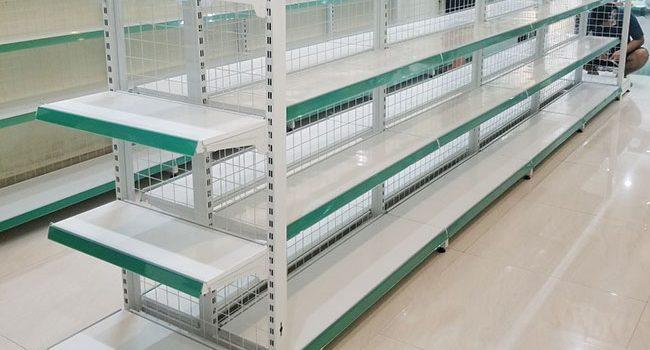 Kệ siêu thị tại Bình Dương giá rẻ, chất lượng cao