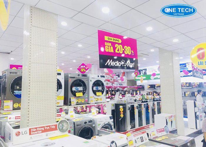 Siêu thị điện máy Mediamart