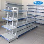 Giá kệ siêu thị tại Đà Nẵng Onetech: Chất lượng số 1, giá rẻ